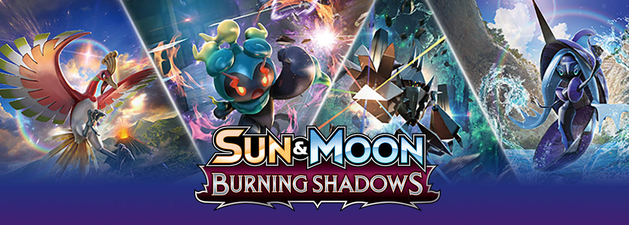 Sun & Moon--Burning Shadows