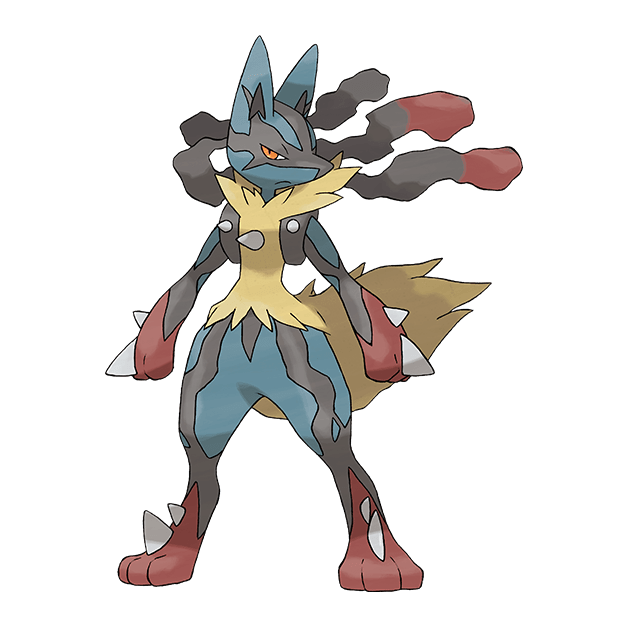 Mega Lucario | Pokédex | The official Pokémon Website in Singapore